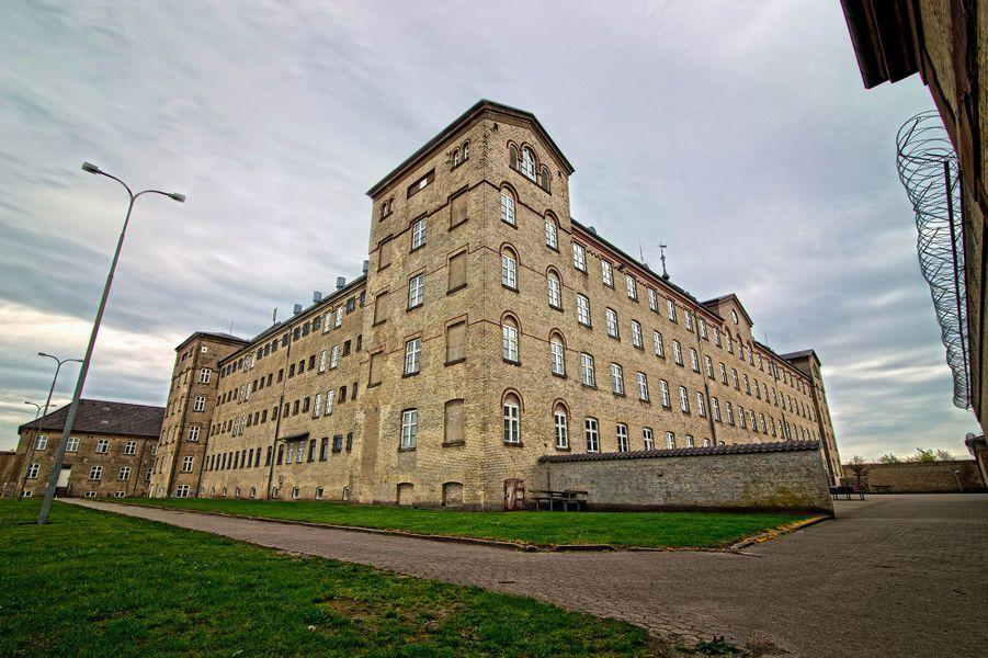 LeSleepIn Fængslet,Horsens, Danemark.