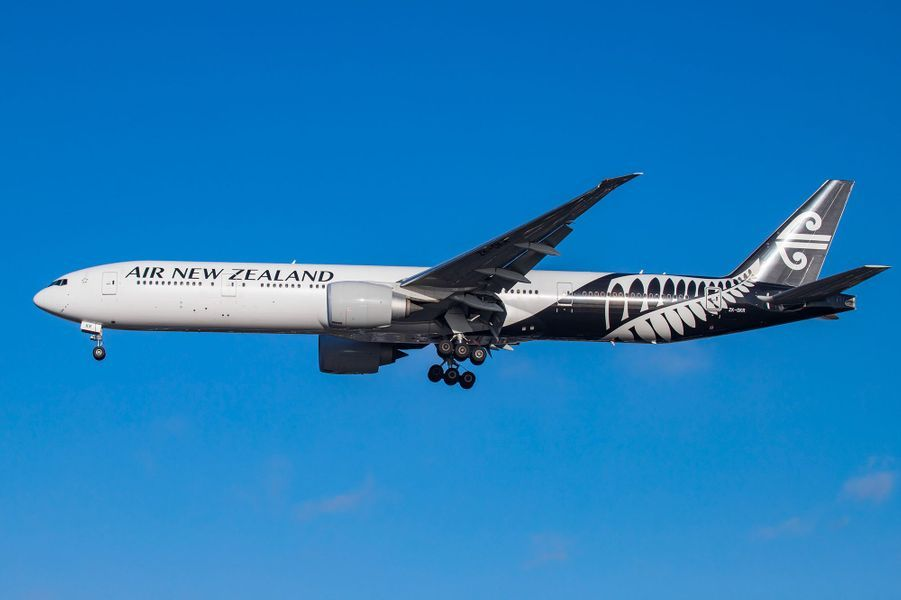 N°08:Air New Zealand