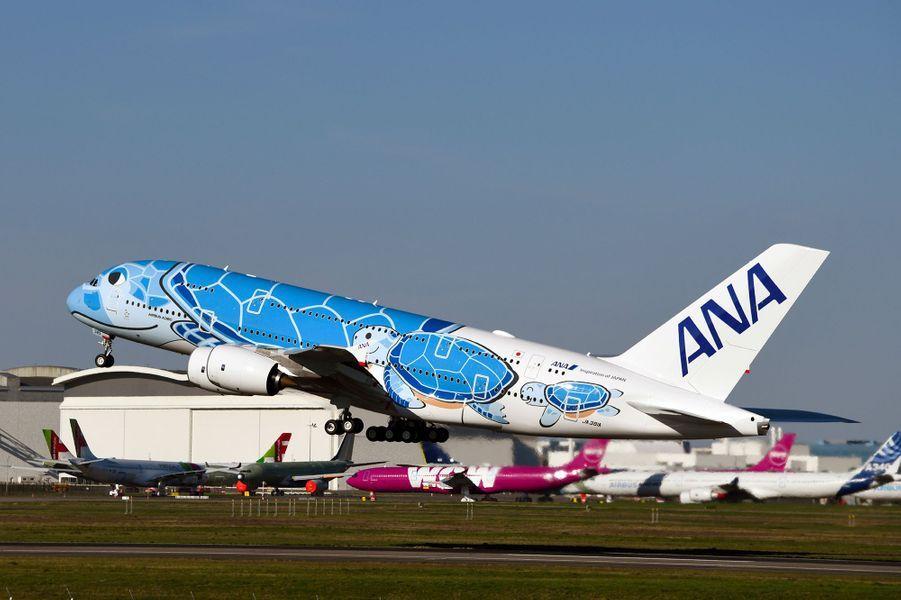 N°10: All Nippon Airways