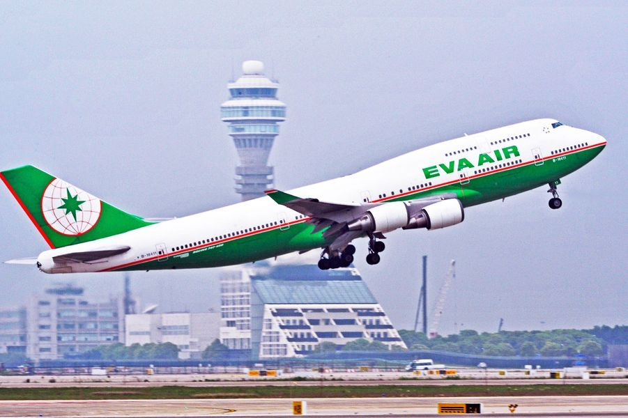 N°03:EVA Air