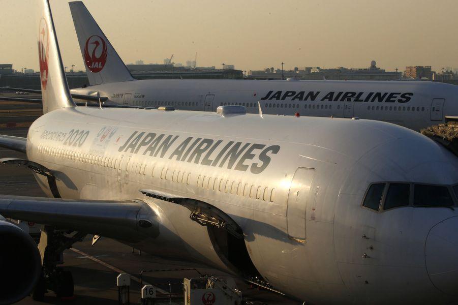 N°05:Japan Airlines (JAL)