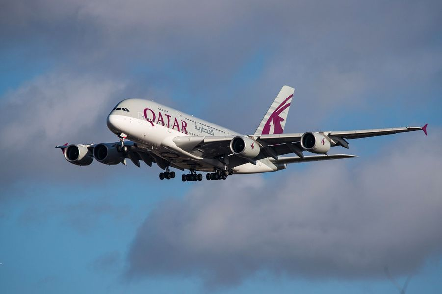 N°02:Qatar Airways