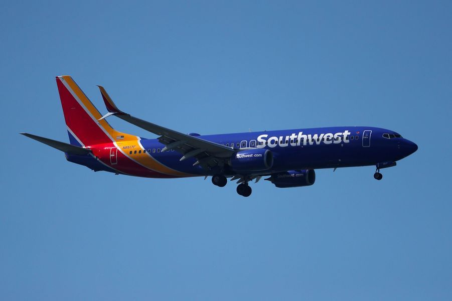 N°06: Southwest Airlines