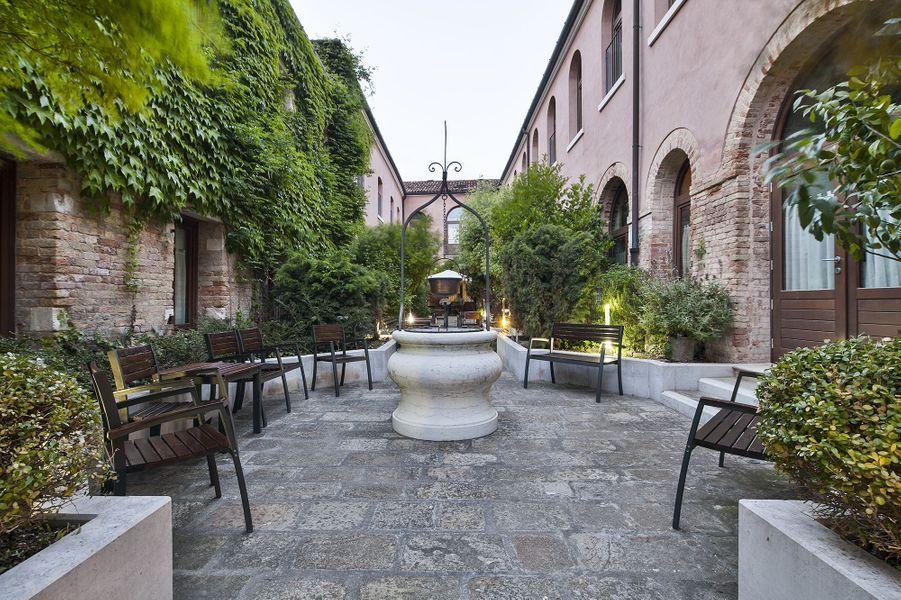 Venise, Italie :le Eurostars Residenza Cannaregio.