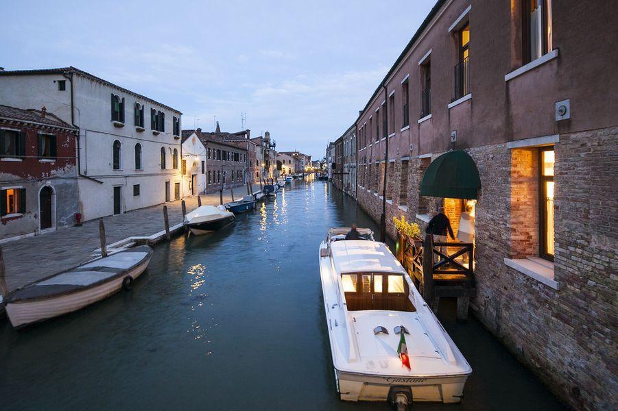 Venise, Italie :leEurostars Residenza Cannaregio.