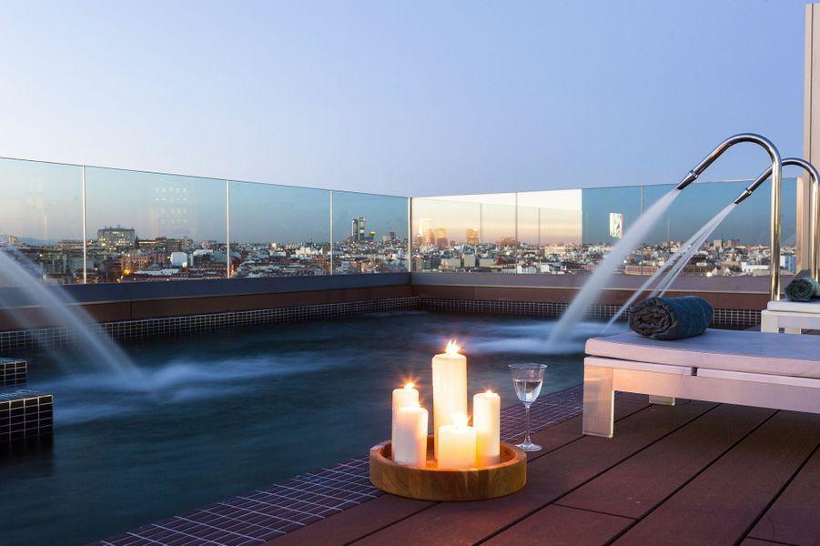 Madrid, Espagne :les Home Select Gran Via Apartments.