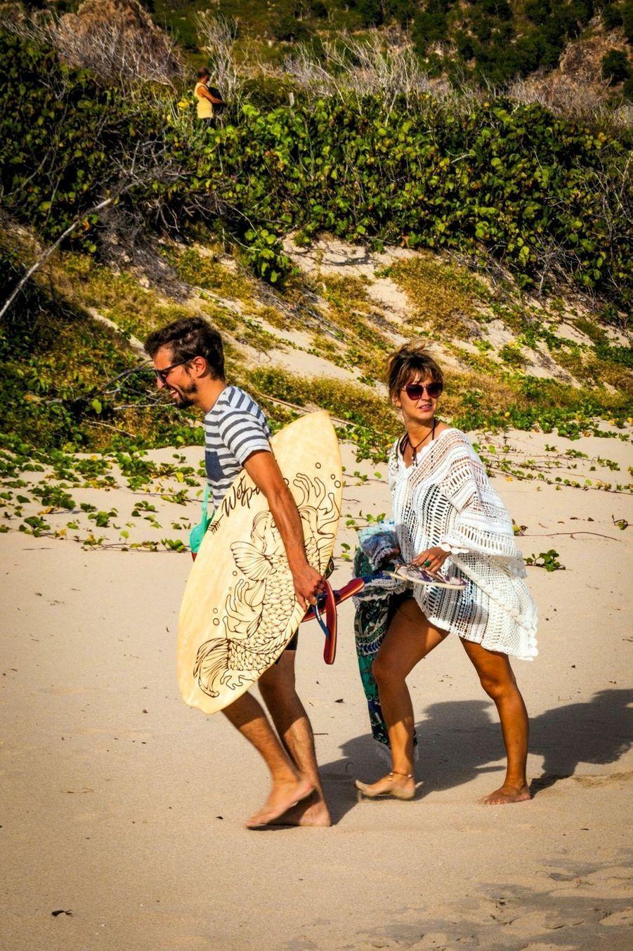 La plage sauvage des Salines, repaire des hippies chics