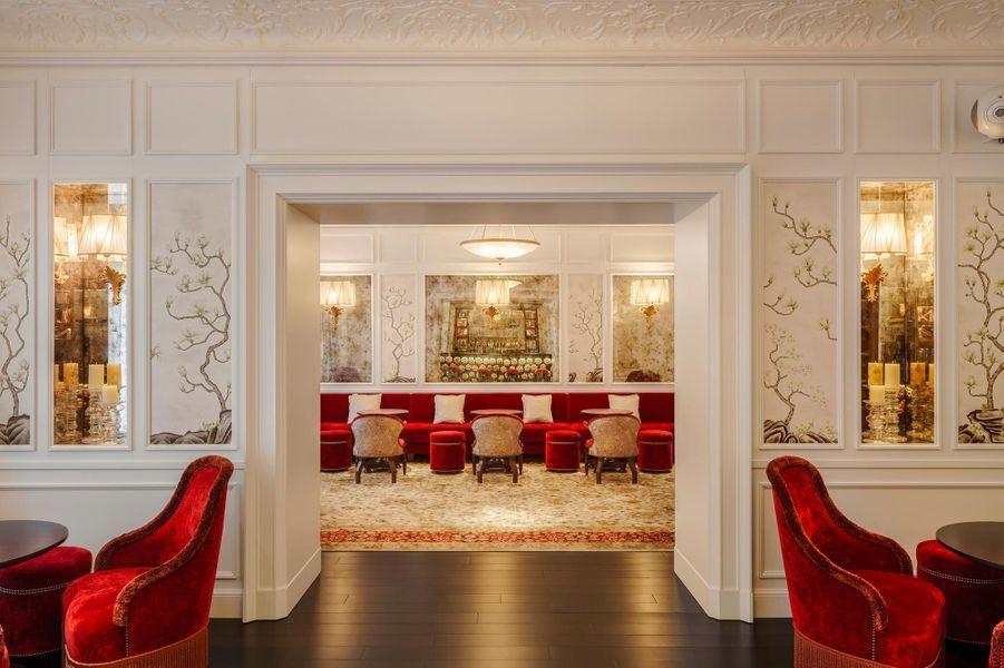 Le Rose Lounge & Bar, au Six Senses Maxwell.