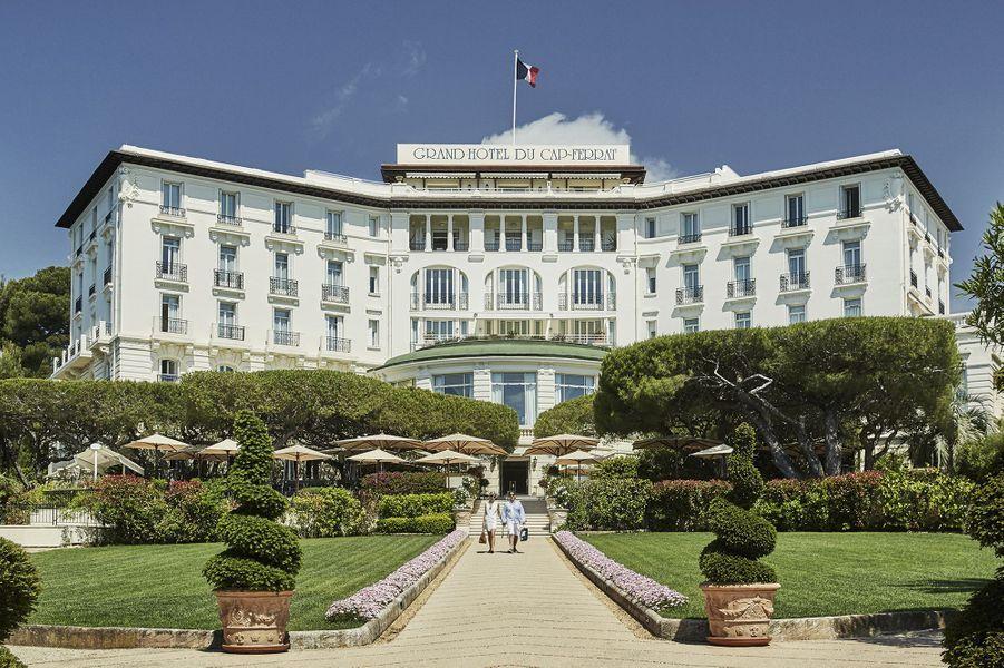 Le Grand Hôtel du Capà St Jean Cap Ferrat.