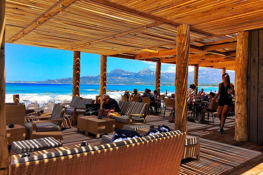 Restaurant de plage U'ricantu