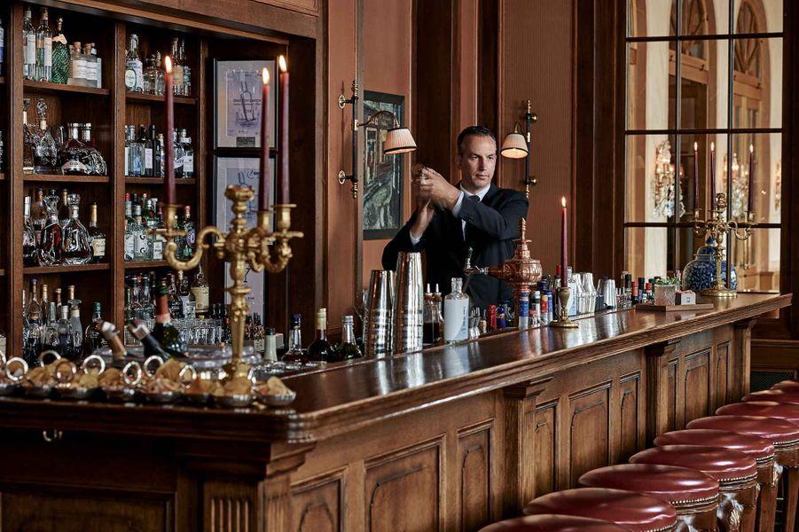 Thomas Huhn, Chef de Bar