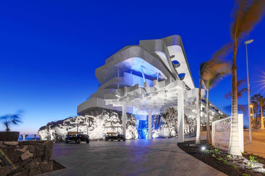 Bienvenue au Royal Hideaway Corales Resort de Tenerife (Espagne).
