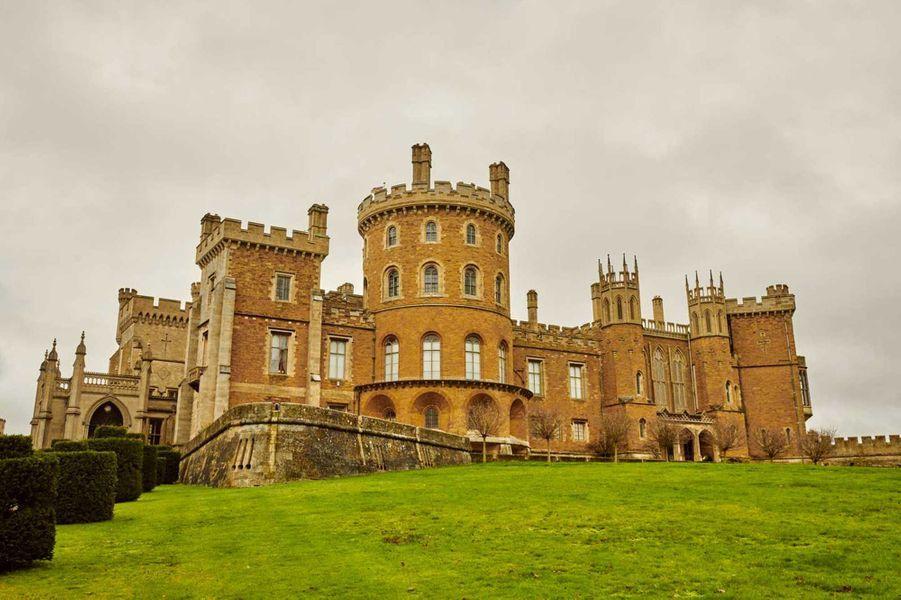 """Le château de Belvoir a servi de décor à la saison 3 de """"The Crown"""""""