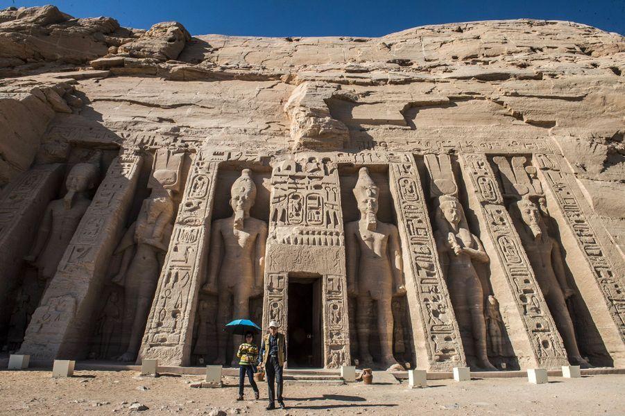 1ère :Sud de la vallée du Nil, Égypte