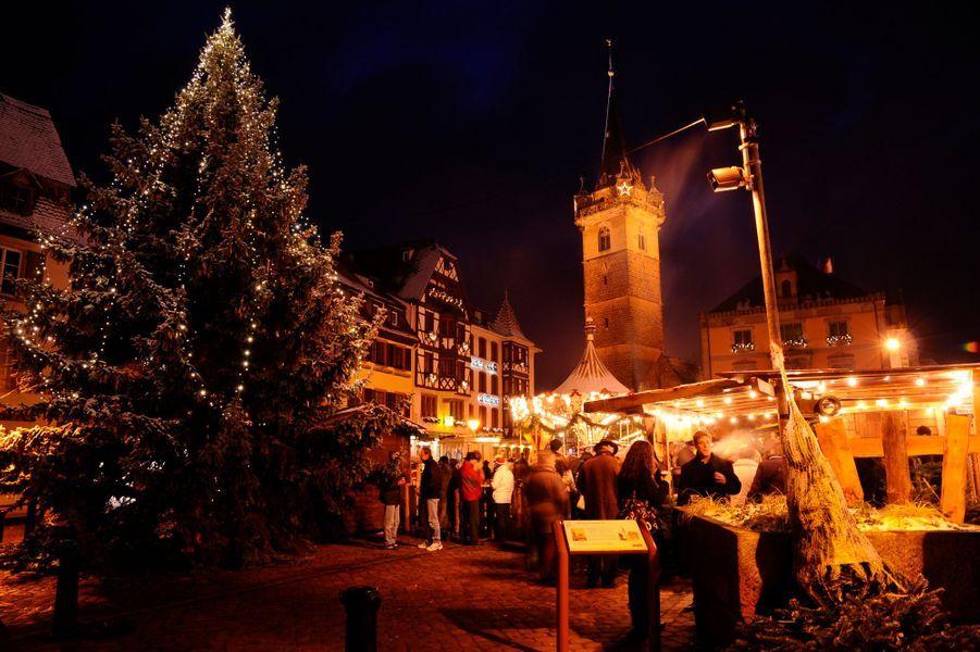 Marché de Noël d'Obernai, numéro 4 de notre classement