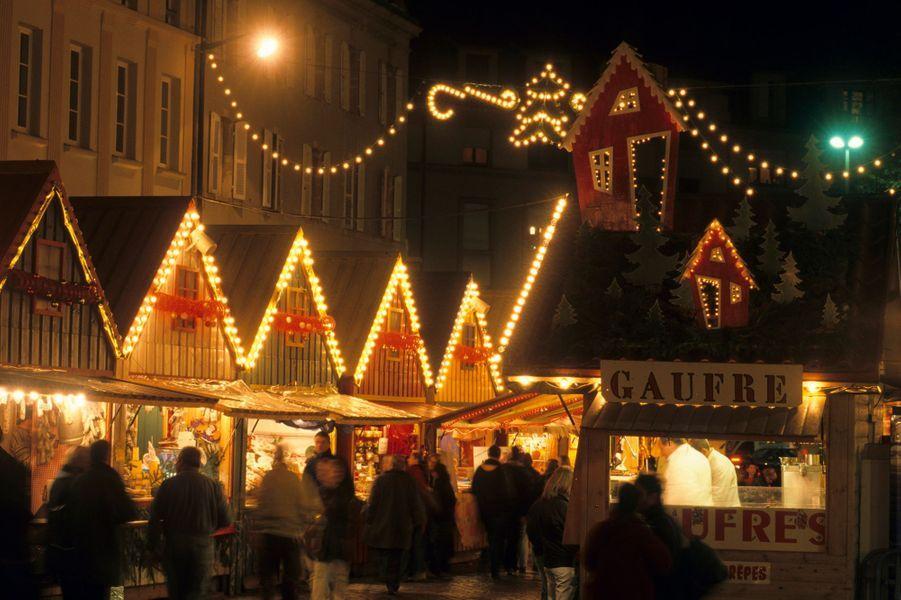 Marché de Noël de Metz, numéro 9 de notre classement