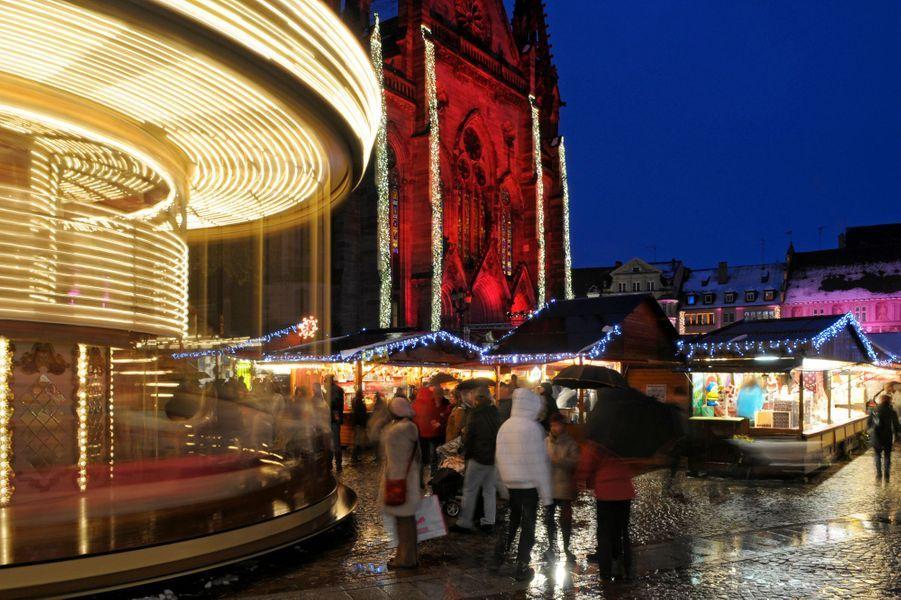 Marché de Noël de Mulhouse, numéro 5 de notre classement
