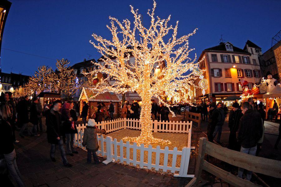 Marché de Noël de Montbéliard, numéro 3 de notre classement