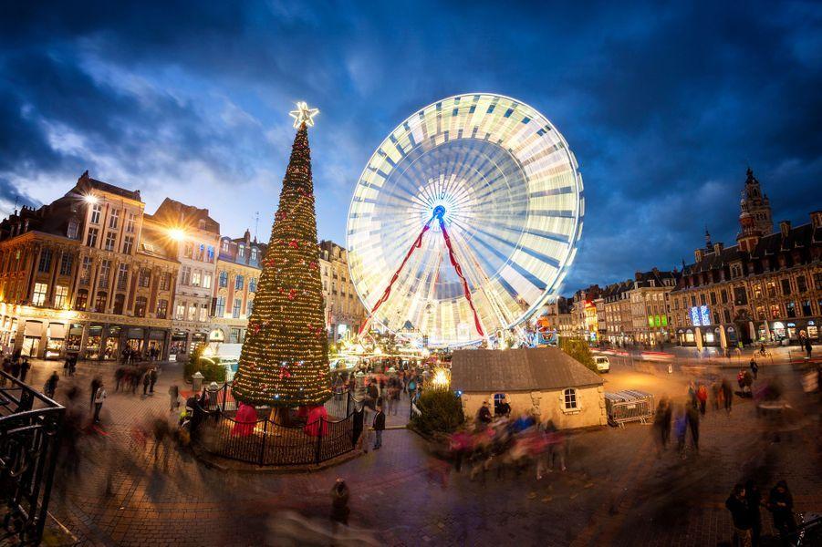 Marché de Noël de Lille, numéro 8 de notre classement