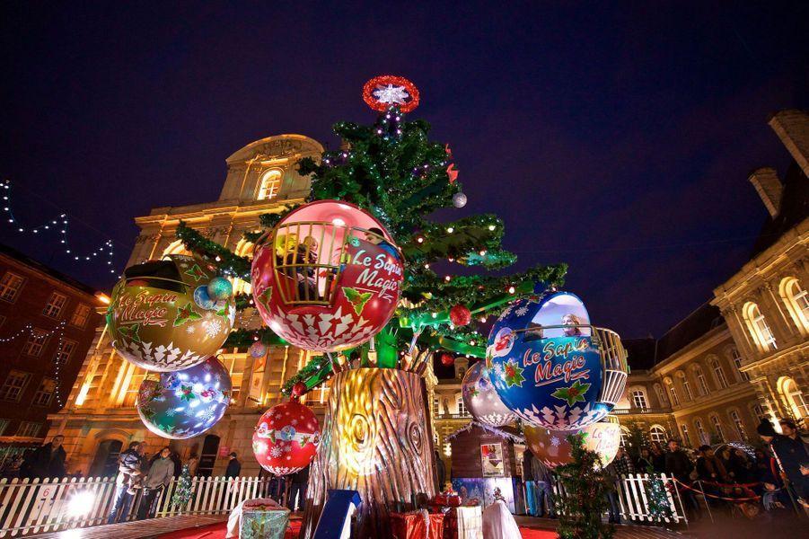 Marché de Noël d'Amiens, numéro 7 de notre classement