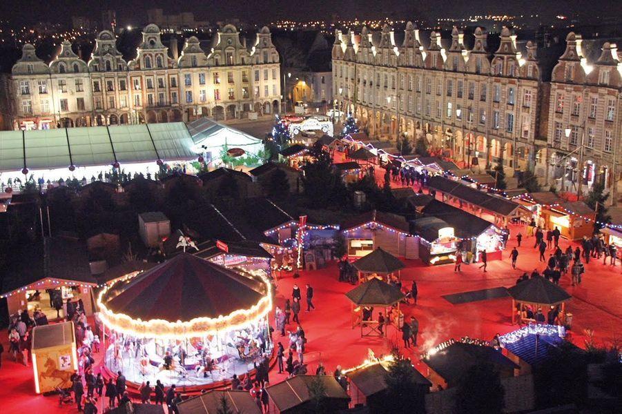 Marché de Noël d'Arras, numéro 10 de notre classement