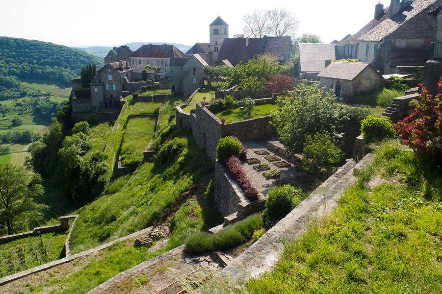 3ème -Château-Chalon,Jura.