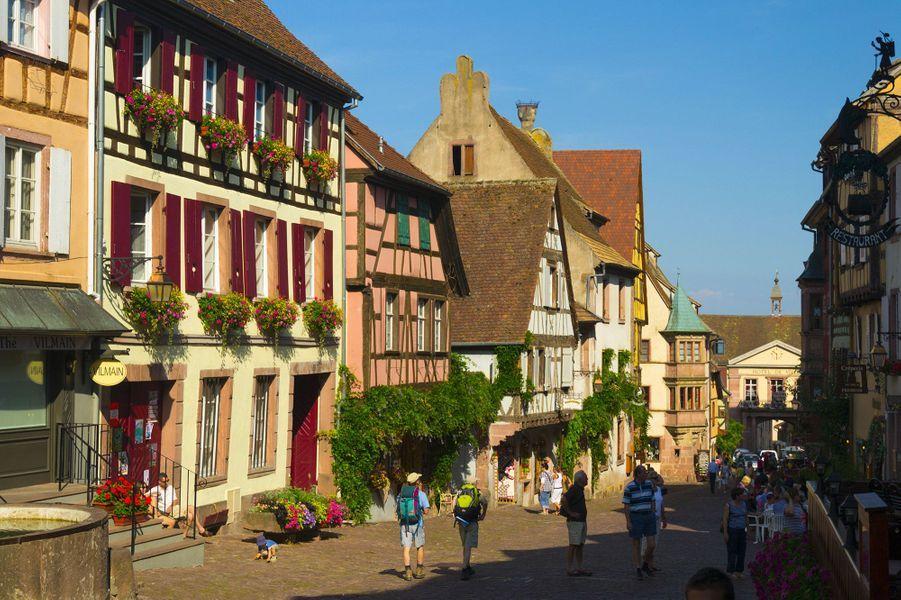 9ème -Riquewihr,Haut-Rhin.