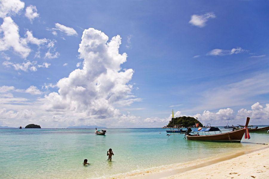 La plage Green View de Koh Lipe
