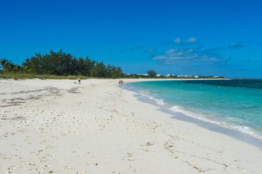 2. Grace Bay, Providenciales (Iles Turques et Caïques)