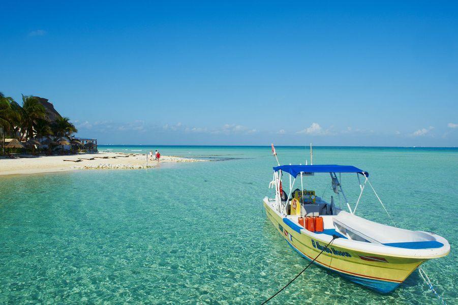 7. Playa Norte, Isla Mujeres (Mexique)