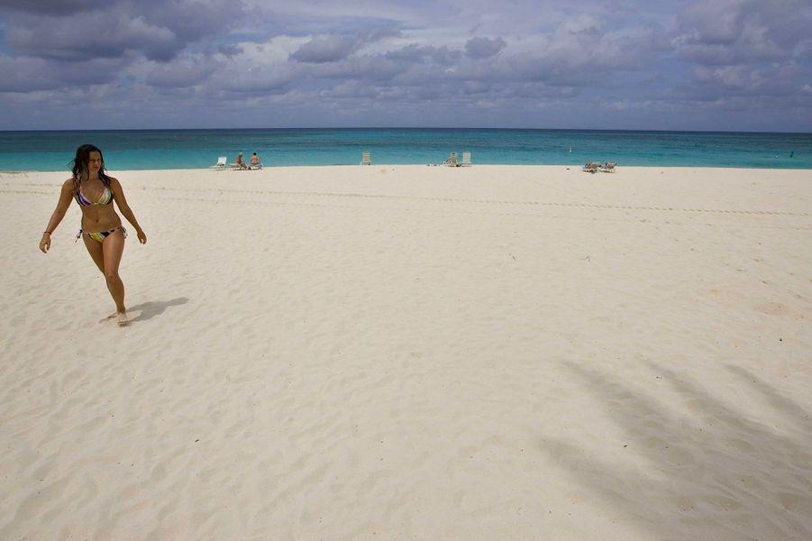 12. Seven Mile Beach, Grand Cayman (Iles Caïmans)