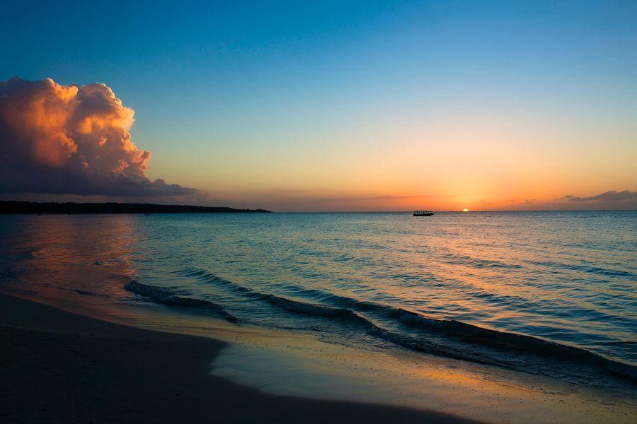 15. Seven Mile Beach, Negril (Jamaïque)