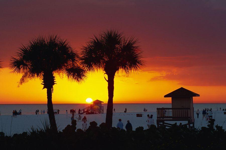 5. Siesta Beach, Siesta Key, Floride (Etats-Unis)