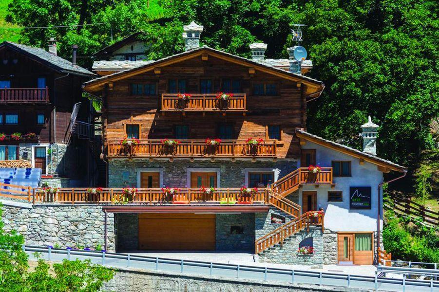 Où séjourner: 4478 Mountain Lodge.