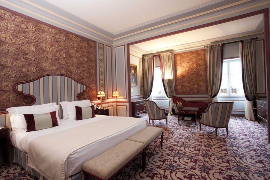 Où séjourner à Bordeaux :l'InterContinental Bordeaux Le Grand Hotel.