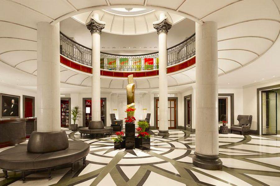 Où séjourner à Helsinki : l'Hotel Kämp.