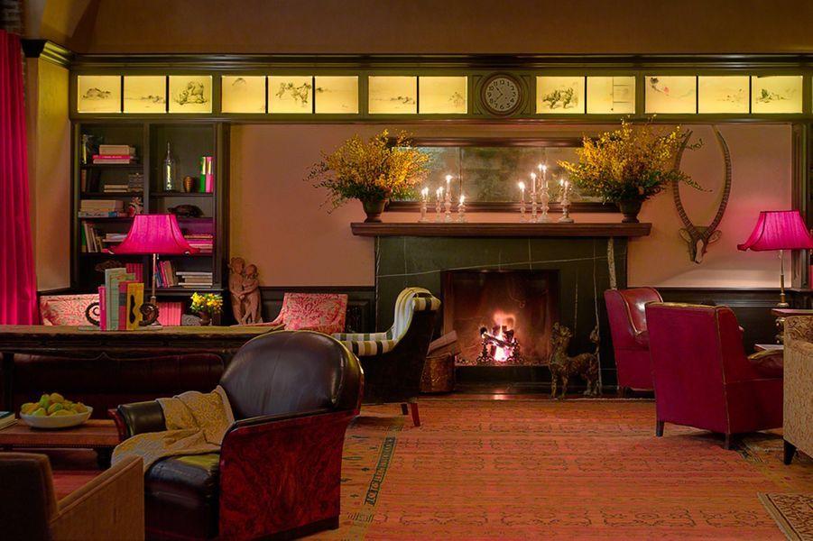 Où séjourner à New-York : Greenwich Hotel.