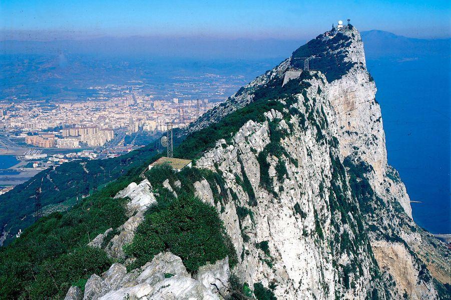 Gibraltar est le quatrième territoire le plus petit du monde