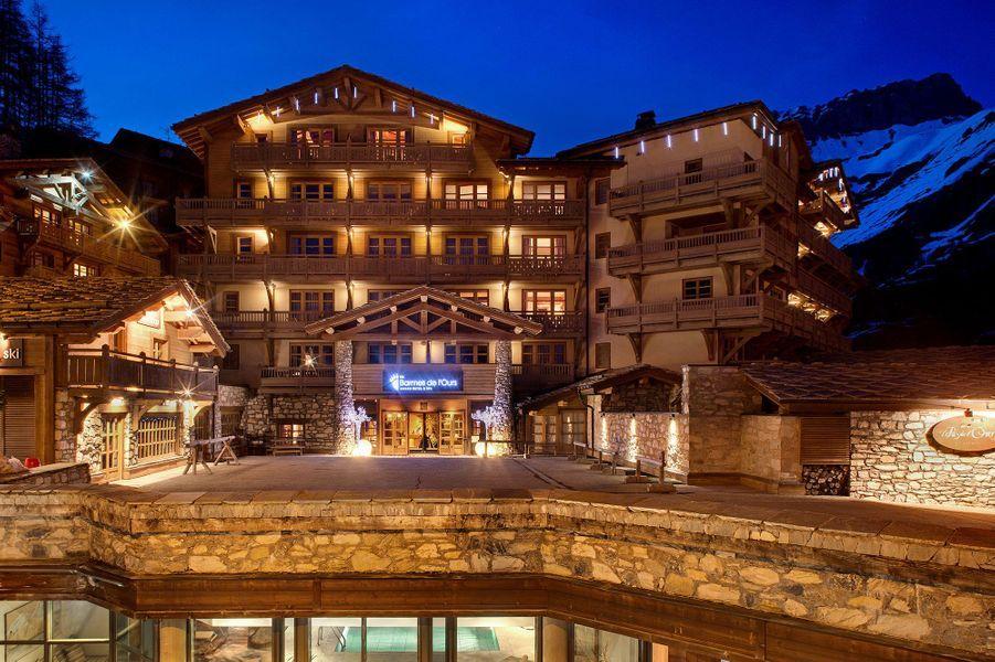 Les Barmes de l'Ours Hôtel & Spa