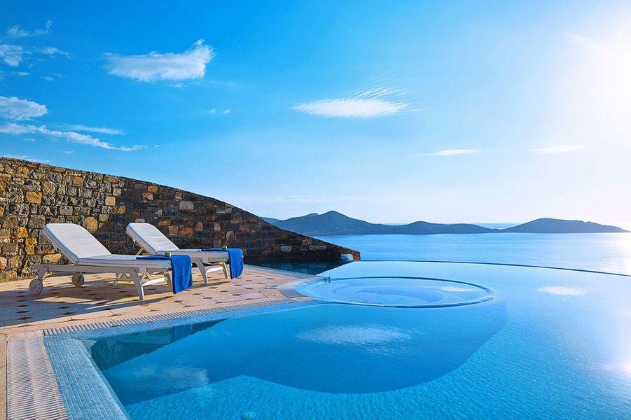 La piscine de la Villa Royale.