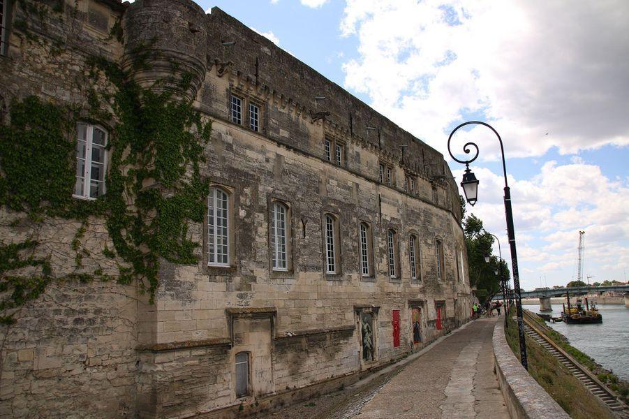 Façade du Musée Réattu
