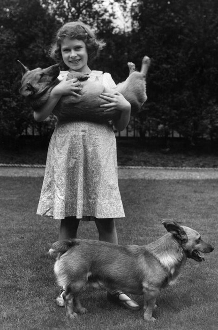 Elizabeth, en 1936