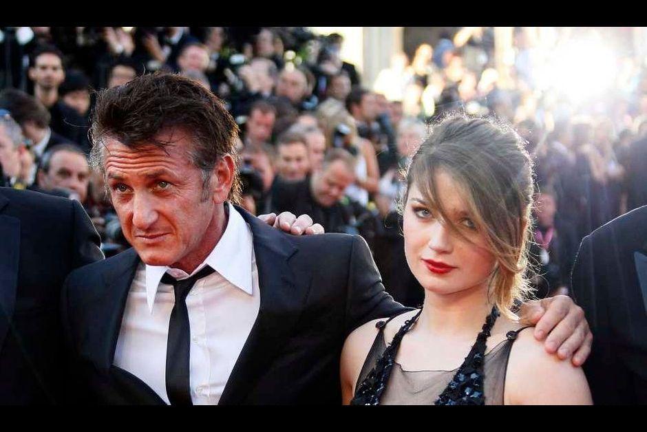Sean Penn, sans Scarlett mais avec Eve Hewson...