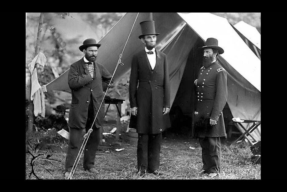 Après la bataille d'Antietam