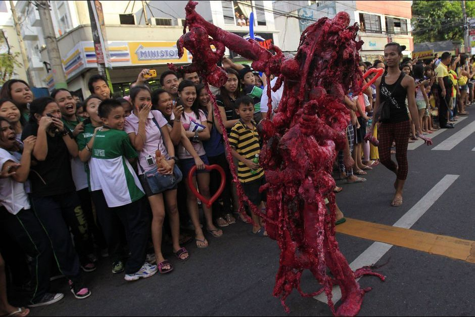 Филиппинский зомби.: montrealex - LiveJournal