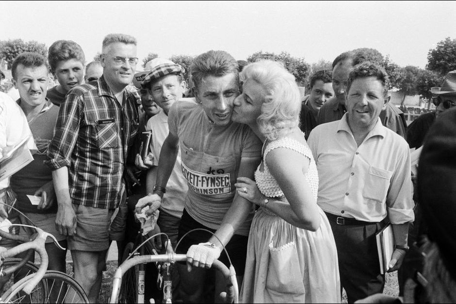JACQUES ANQUETIL, 13 JUILLET 1961