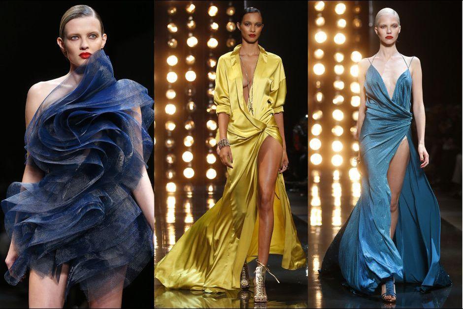 Semaine De La Mode A Paris. Le Meilleur De La Haute Couture 2014 - Magazine cover