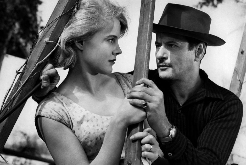 "Eli Wallach in ""Baby Doll"" (1956)"