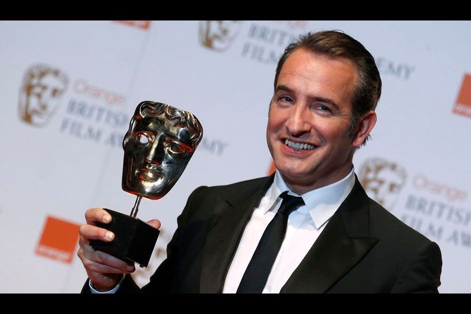 Diaporama bafta the artist a conquis albion paris match for Dujardin services