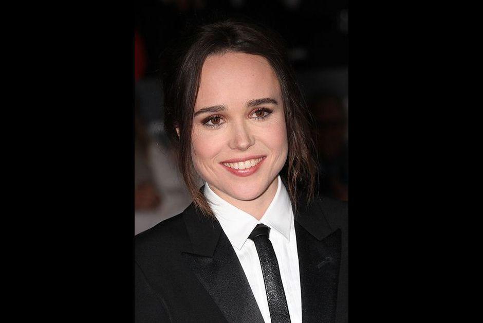 out - Ellen Page presente Ellen Page